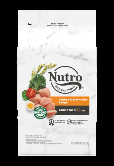 全護營養系列-成犬配方(農場鮮雞+糙米)