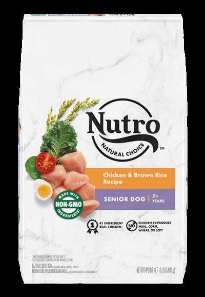 全護營養系列-高齡犬配方(農場鮮雞+糙米)