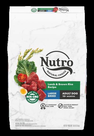 全護營養系列-大型成犬配方(牧場小羊+糙米)