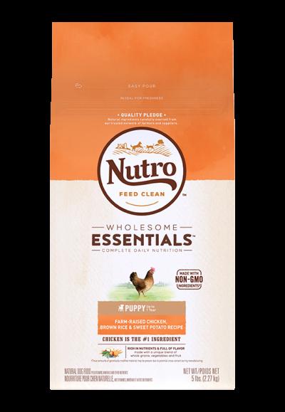 全護營養系列-幼犬配方(農場鮮雞+糙米、地瓜)