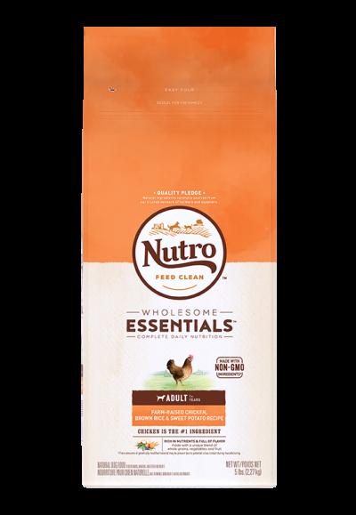 全護營養系列-成犬配方(農場鮮雞+糙米、地瓜)