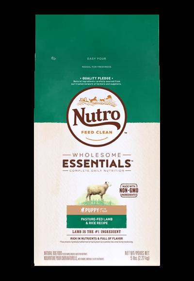 全護營養系列-幼犬配方 (牧場小羊+健康米)