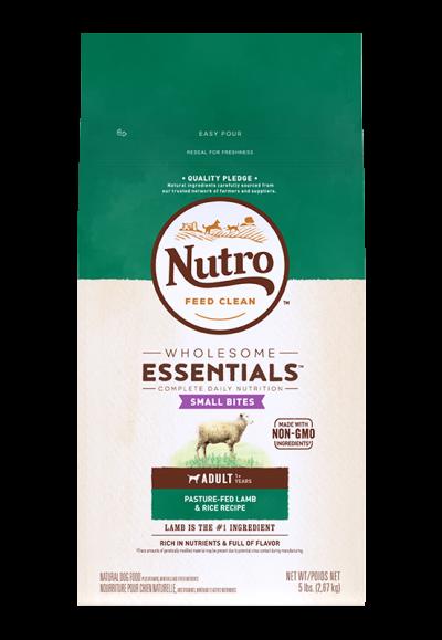 全護營養系列-成犬小顆粒配方(牧場小羊+健康米)