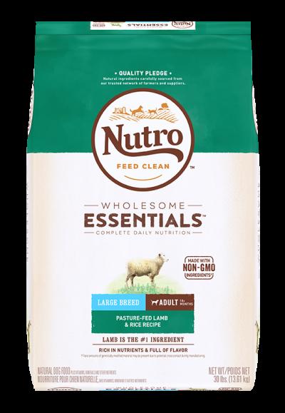 全護營養系列-大型成犬配方(牧場小羊+健康米)