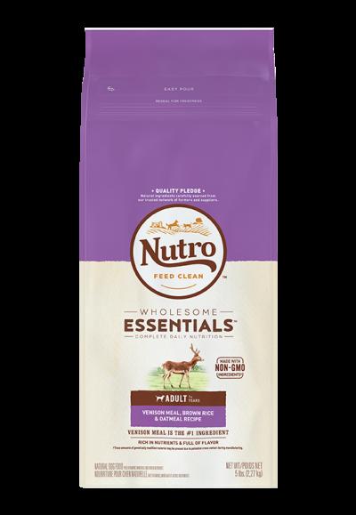 全護營養系列-成犬配方(特級鹿肉+糙米、燕麥)