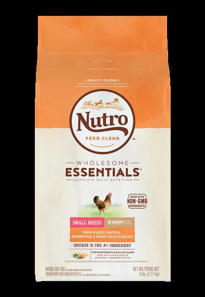 全護營養小型犬系列-幼犬配方(農場鮮雞+糙米+地瓜)