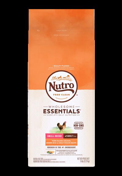 全護營養小型犬系列-成犬配方(農場鮮雞+糙米+地瓜)