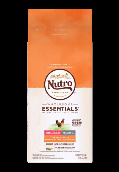 全護營養小型犬系列 -高齡犬關節保健配方(農場鮮雞+糙米+地瓜)