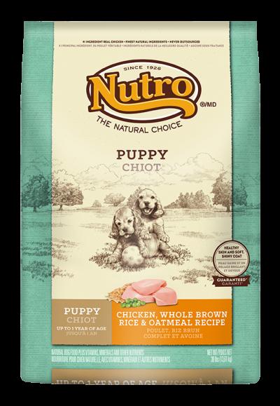 超級幼犬配方(雞肉+糙米+燕麥)