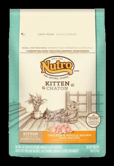 特級幼貓/懷孕母貓(雞肉+糙米)配方