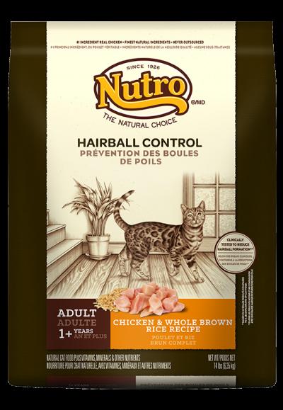 成貓 強效化毛(雞肉+糙米)配方