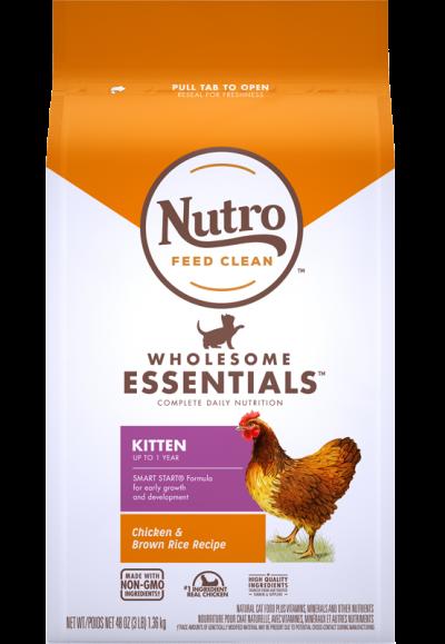 全護營養系列-特級幼貓/懷孕母貓配方(農場鮮雞+糙米)