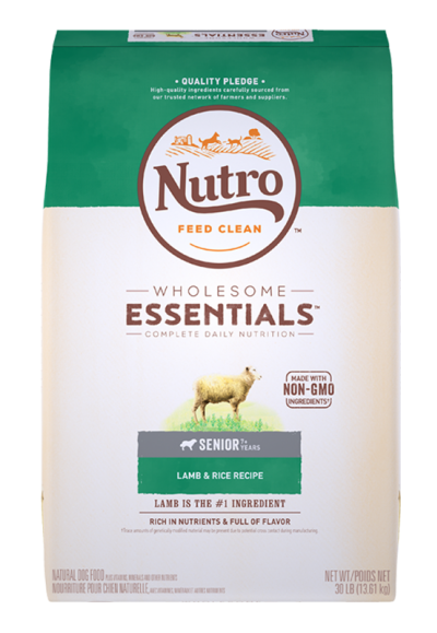 全護營養系列-高齡犬配方(牧場小羊+健康米)